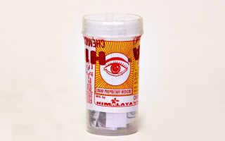 Инструкция по применению глазных капель Уджала