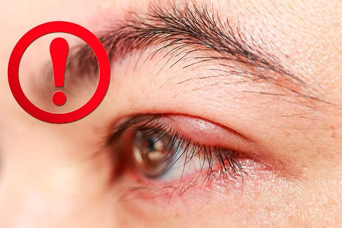 Польза и вред глазных капель Таурин
