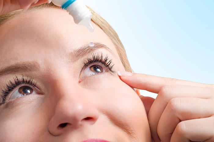 Инструкция к глазным каплям Теалоз