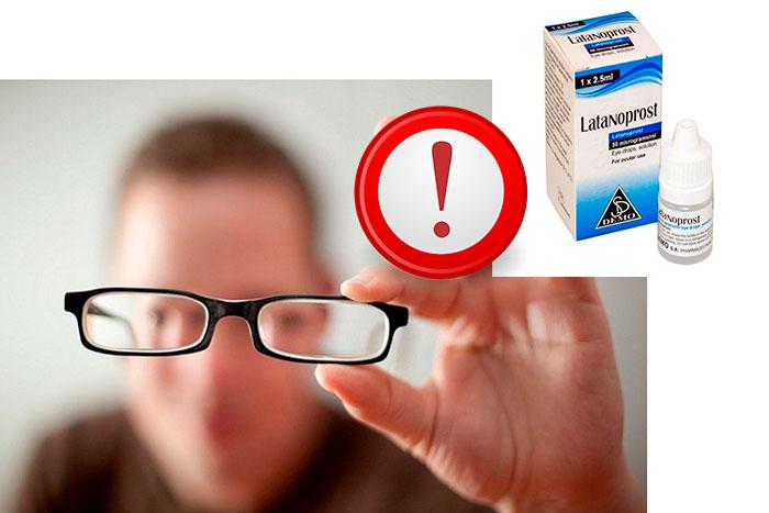 Инструкция по применению глазных капель Латанопрост