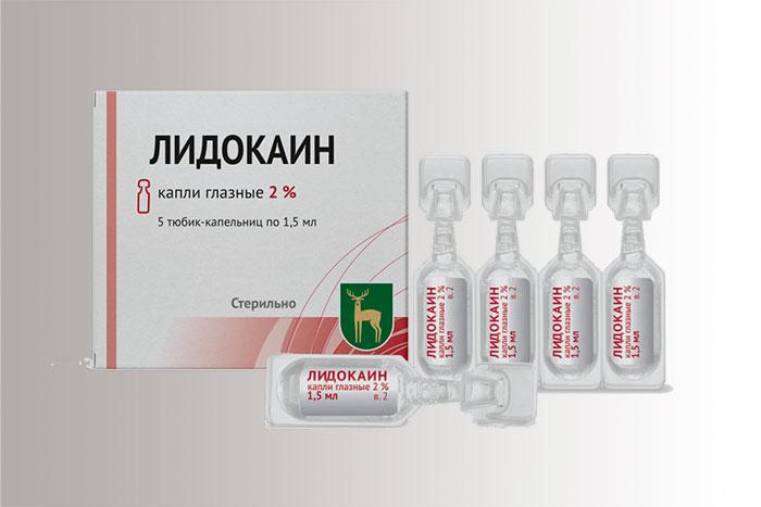 Инструкция по применения капель Алкаин