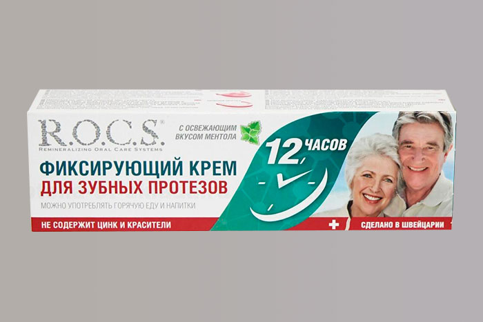 Крем Корега для фиксации зубных протезов: инструкция по применению