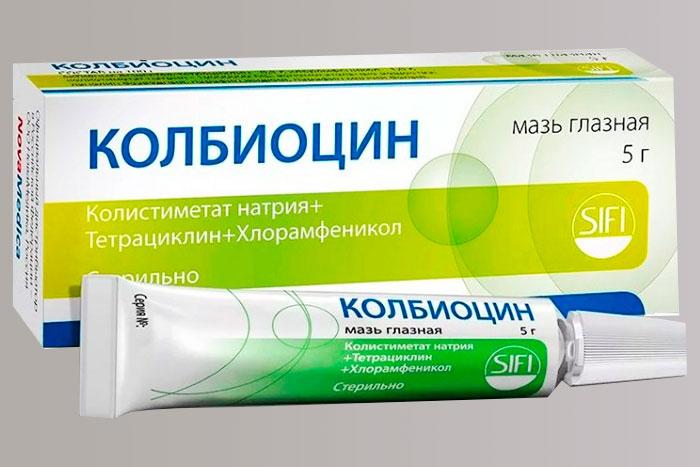 Инструкция по применению мази Эритромицин