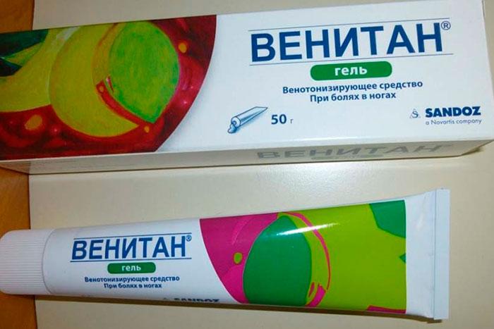 От чего помогает гель Троксевазин: инструкция и отзывы